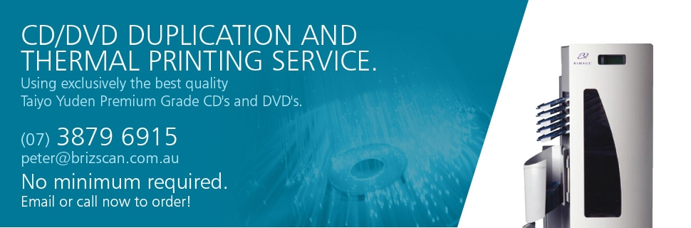 DVD - Duplication service