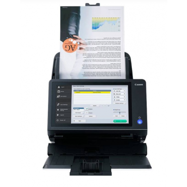 Canon SCANFRONT 400 NETWORK  Document Scanner