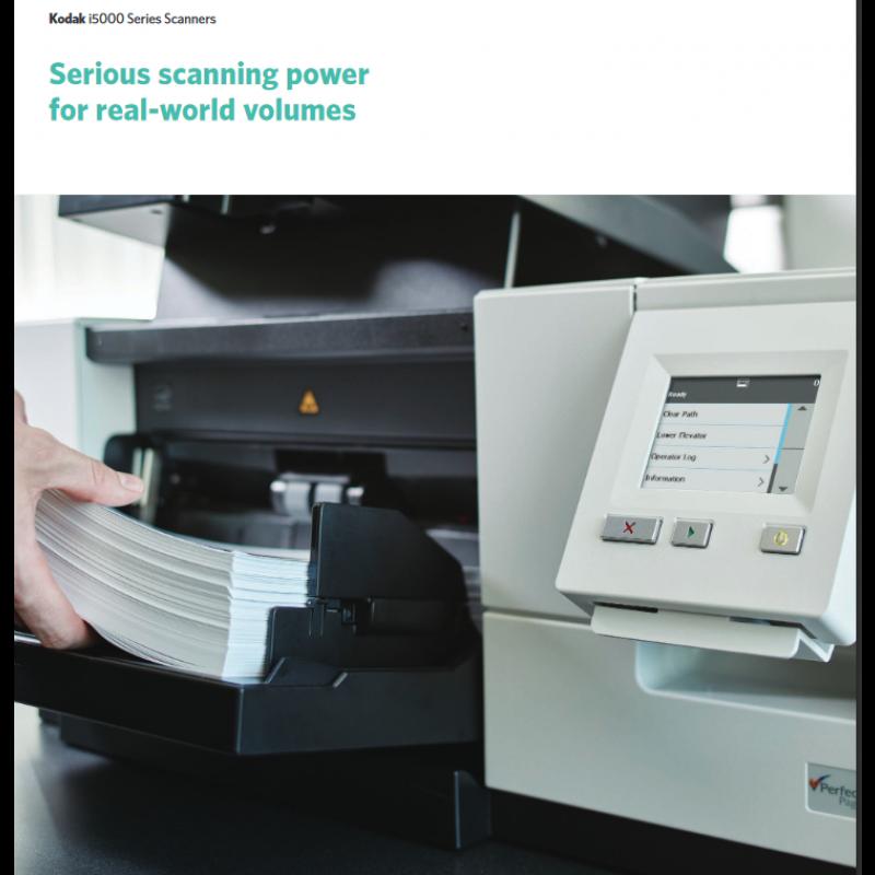 High volume document scanning service Brisbane