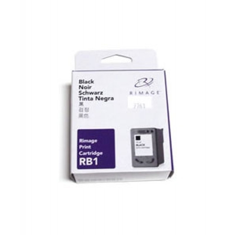 Rimage 360i /480i / 2000i Black Ink Cartridge
