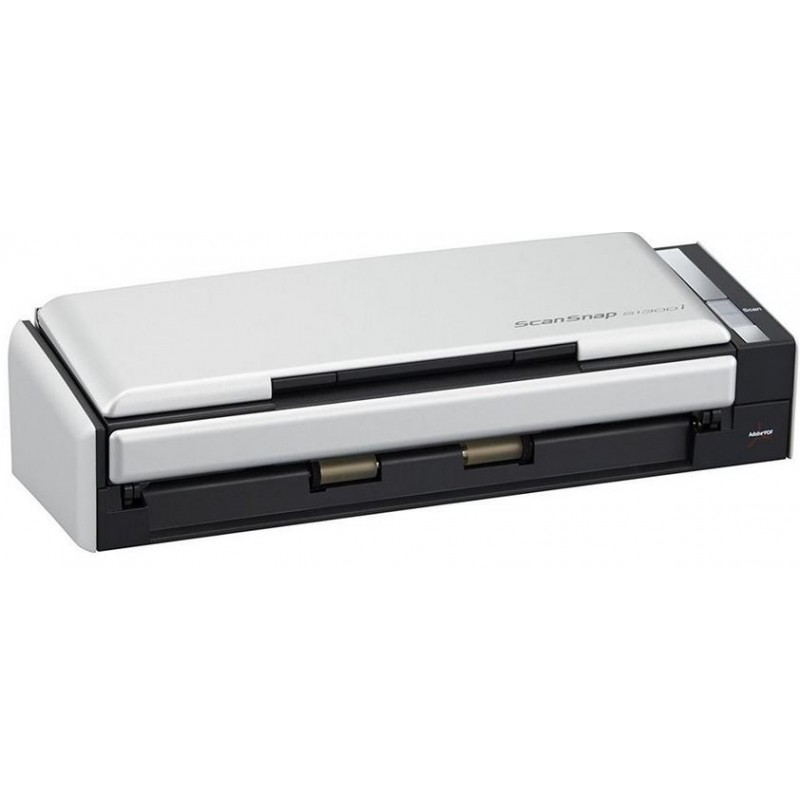 FUJITSU SCANSNAP S1300I SCANNER (A4, DUPLEX) FOR PC AND MAC 12PPM