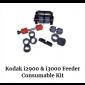 Kodak i2900 and i3000 Series Feeder Consumable Kit