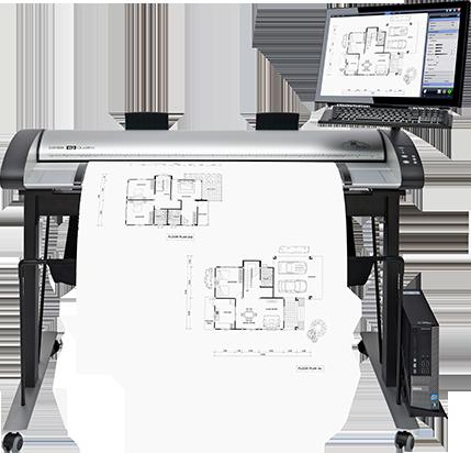 wide format scanners